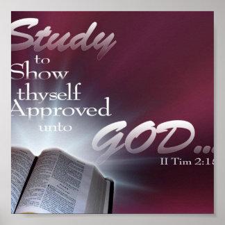 bibleTeaching Poster