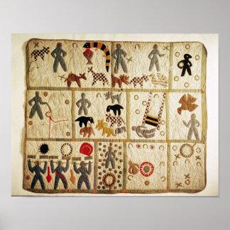 Biblical quilt, Virginia Poster