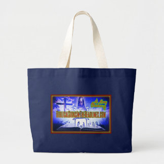 "Biblical Signs ITH ""2017 CHRISTMAS"" Tote (Large)"