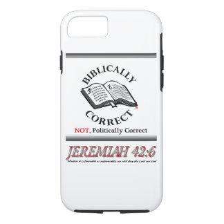 Biblically Correct (Not, Politically Correct) iPhone 7 Case