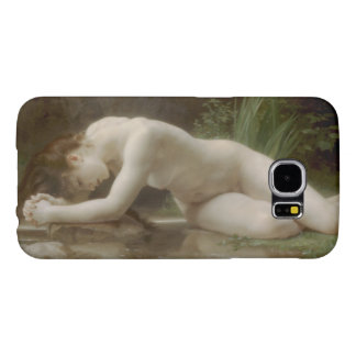 Biblis by William A. Bouguereau Samsung Galaxy S6 Cases