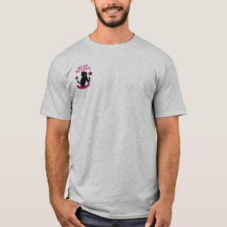 Bicep Betties Men's T - Liquid Awesome T-Shirt