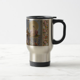 Bichitr_-_Jahangir_Preferring_a_Sufi_Shaikh_to_Kin Travel Mug