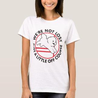 Bichon Agility Off Course T-Shirt