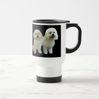 Bichon Buddies Travel Mug