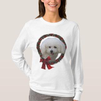 Bichon Frise Christmas Gifts T-Shirt
