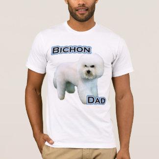 Bichon Frise Dad 4 T-Shirt
