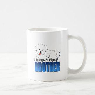 Bichon Frise Dog Brother Coffee Mug