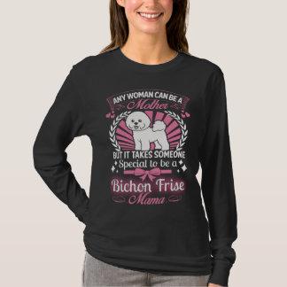 Bichon Frise Mama T-Shirt