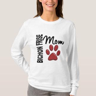 Bichon Frise Mom 2 T-Shirt