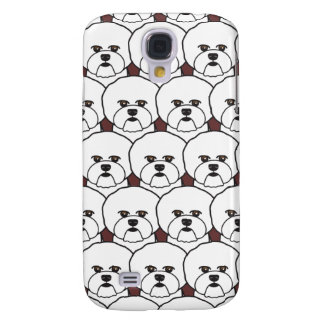 Bichon Frises Galaxy S4 Cover