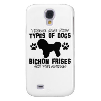 Bichon frises gift items galaxy s4 cover