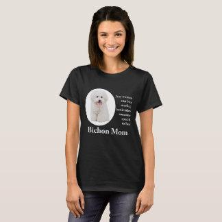 Bichon Mom T-Shirt