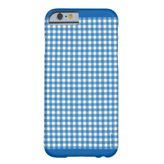Bicolored chess barely there iPhone 6 case