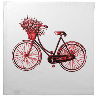 Bicycle 2 napkin