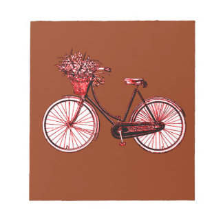 Bicycle 2 notepad