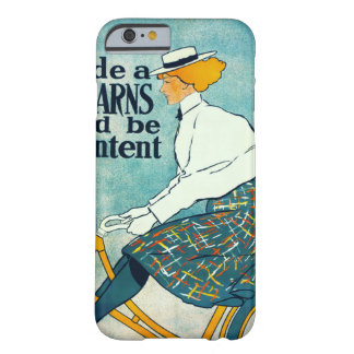 Bicycle Advertisement 1896 Barely There iPhone 6 Case