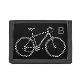 bicycle . bike / cycling nice trifold wallet