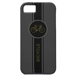 bicycle black label tough iPhone 5 case