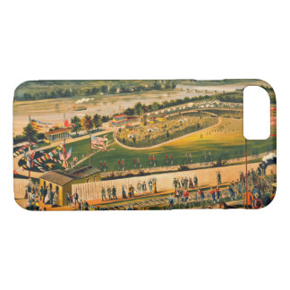 Bicycle Camp 1883 iPhone 8/7 Case