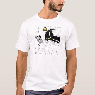 Bicycle Cartoon 9334 T-Shirt