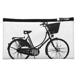 Bicycle Case Sleeve Cosmetics Bags