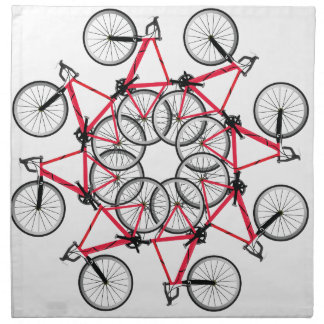 Bicycle cycle napkin