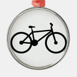 Bicycle Christmas Ornament