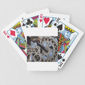 Bicycle detail bicycle playing cards