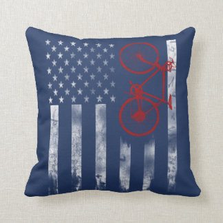 BICYCLE FLAG CUSHION