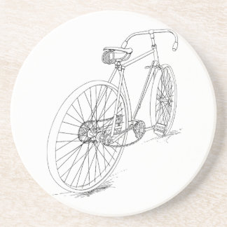 Bicycle Graphic Coaster