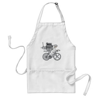 Bicycle Motoring Standard Apron
