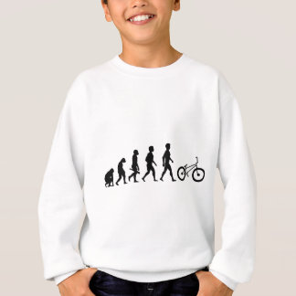 Bicycle mountain bike MTB cyclist Velo Bike Biker Sweatshirt
