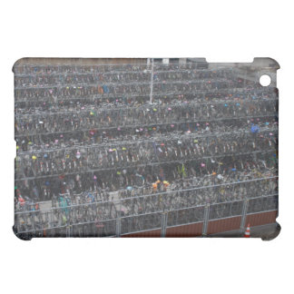 Bicycle parking, Holland Case For The iPad Mini