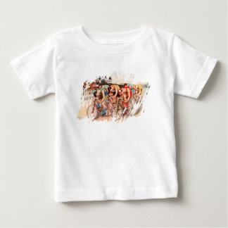 Bicycle Race Baby T-Shirt