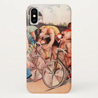 Bicycle Race iPhone X Case