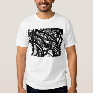 Bicycle Rack HC Tshirts