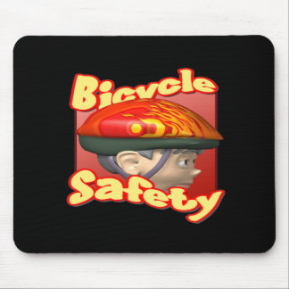 Bicycle Safety 2 Mousepads