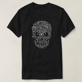 Bicycle Skull T-Shirt