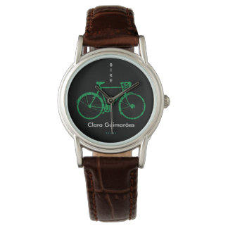Bicycle sports personalized with Name Watches