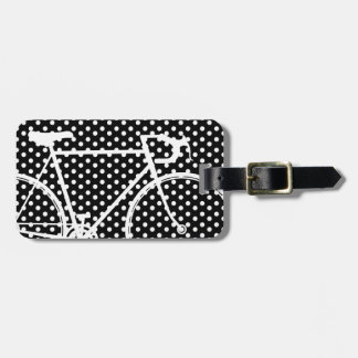 Bicycle Travel Bag Tag Template