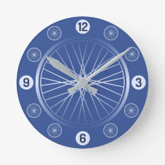 Cycling Wall Clocks