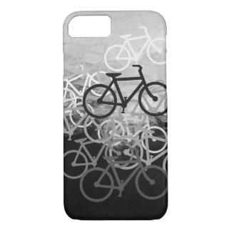Bicycles Abstract iPhone 8/7 Case