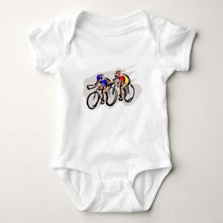 Bicycles Baby Bodysuit