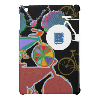 bicycles for bikers . initial iPad mini cover