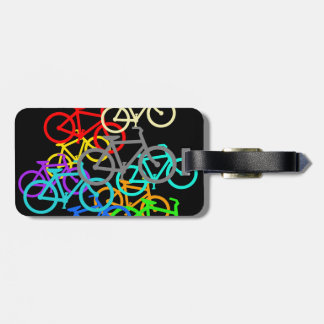 Bicycles Luggage Tag