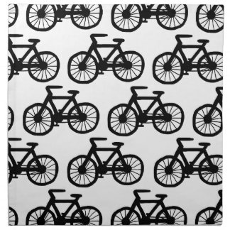 Bicycles Napkin