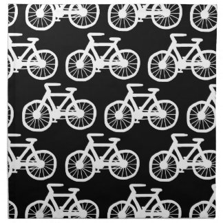 Bicycles Napkin