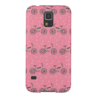 Bicycles pattern galaxy s5 covers
