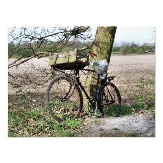 BICYCLES PHOTO PRINT